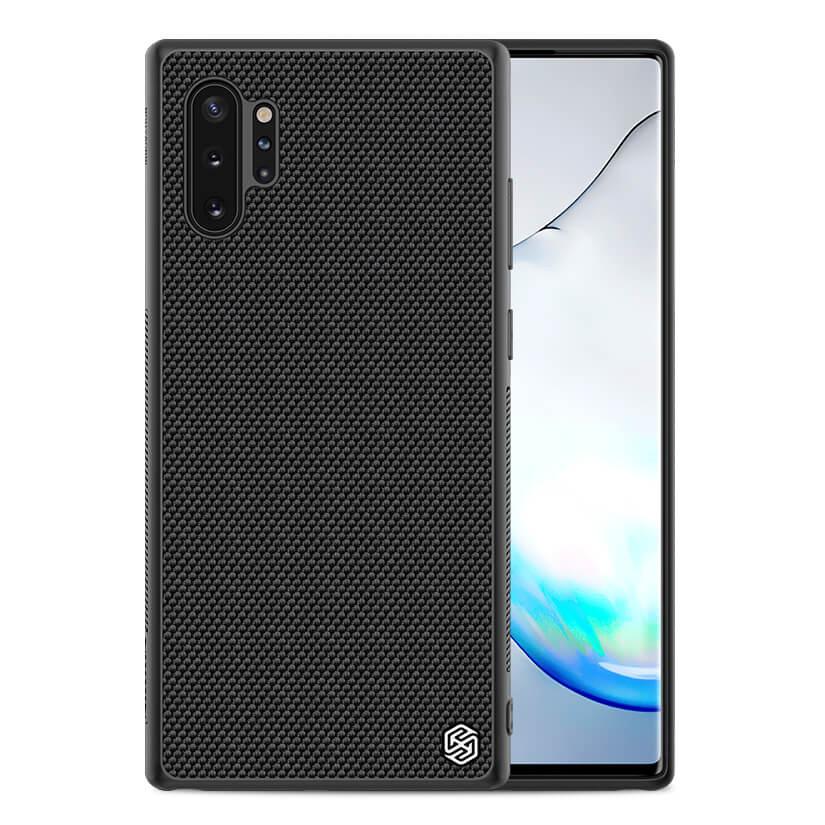 کاور نیلکین مدل Textured-2019 مناسب برای گوشی موبایل سامسونگ Galaxy Note 10 Plus              ( قیمت و خرید)