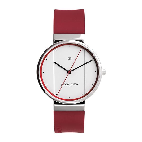 ساعت مچی عقربه ای جیکوب جنسن مدل 756