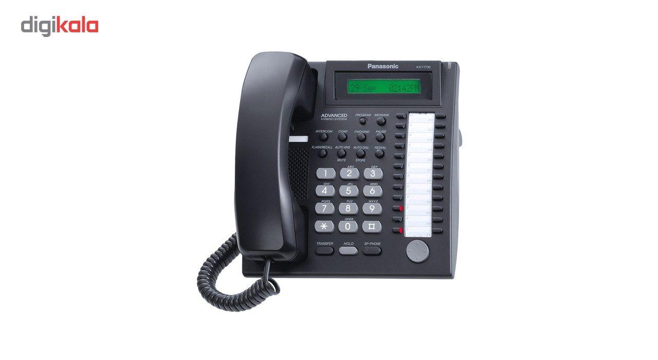 تلفن سانترال پاناسونیک مدل KX-T7730X main 1 3