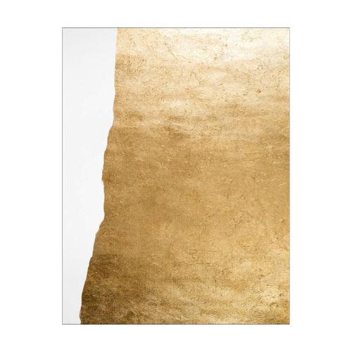 تابلو نقاشی ورق طلا مدل ستین کد 015
