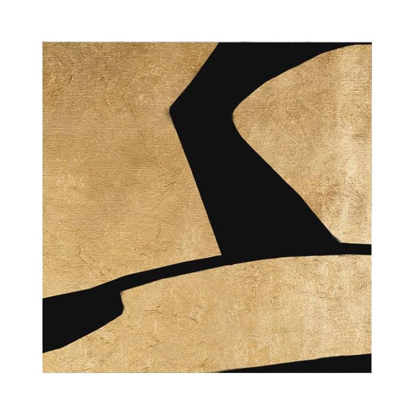 تابلو نقاشی ورق طلا مدل چیمه کد 017