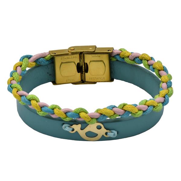 دستبند نقره زنانه کد 469s2