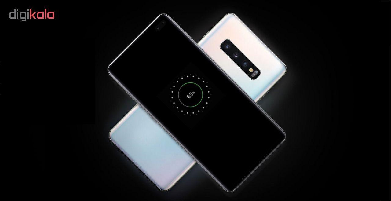 گوشی موبایل سامسونگ مدل Galaxy S10 SM-G973F/DS دو سیم کارت ظرفیت 128 گیگابایت main 1 5
