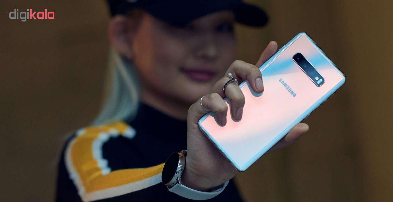 گوشی موبایل سامسونگ مدل Galaxy S10 SM-G973F/DS دو سیم کارت ظرفیت 128 گیگابایت main 1 10