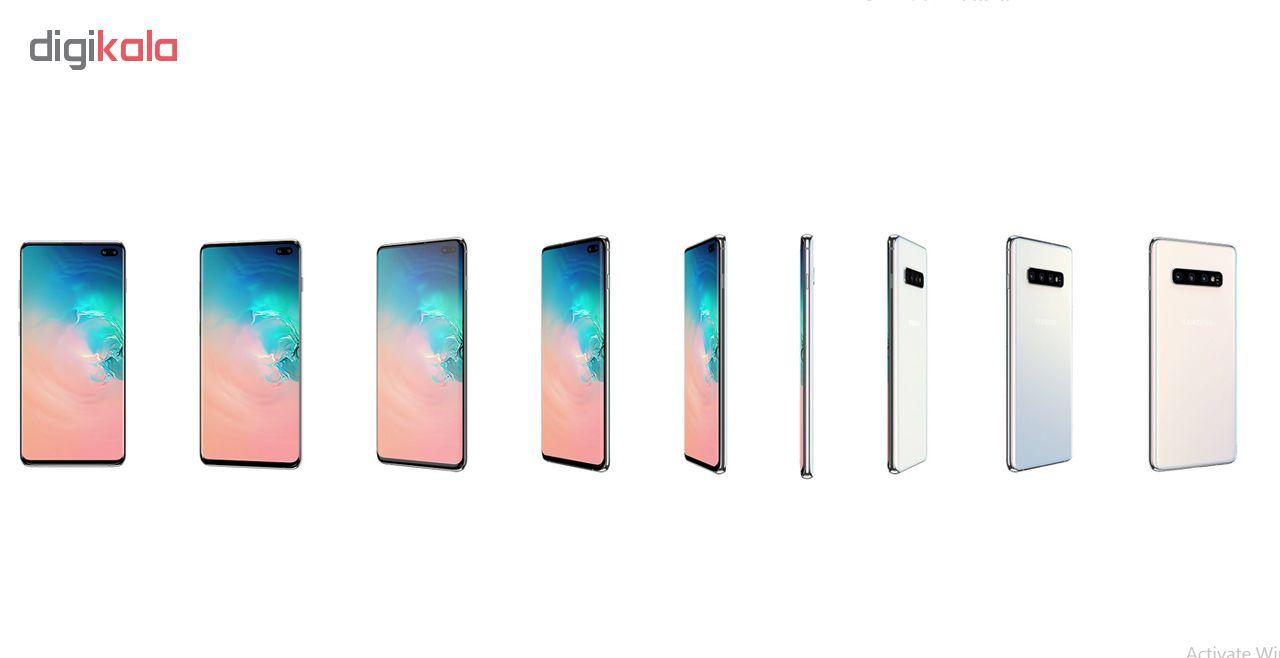 گوشی موبایل سامسونگ مدل Galaxy S10 SM-G973F/DS دو سیم کارت ظرفیت 128 گیگابایت main 1 11