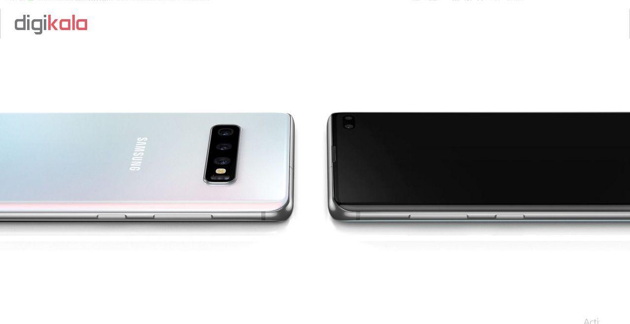 گوشی موبایل سامسونگ مدل Galaxy S10 SM-G973F/DS دو سیم کارت ظرفیت 128 گیگابایت main 1 12