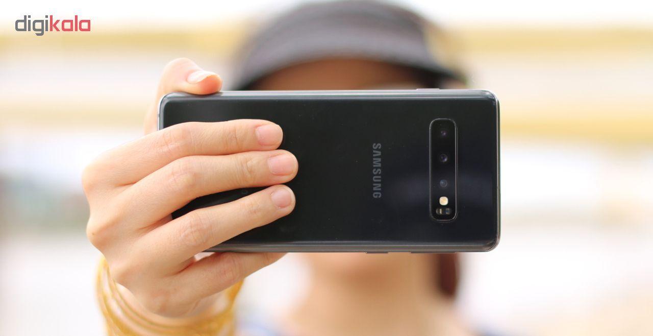 گوشی موبایل سامسونگ مدل Galaxy S10 SM-G973F/DS دو سیم کارت ظرفیت 128 گیگابایت main 1 13