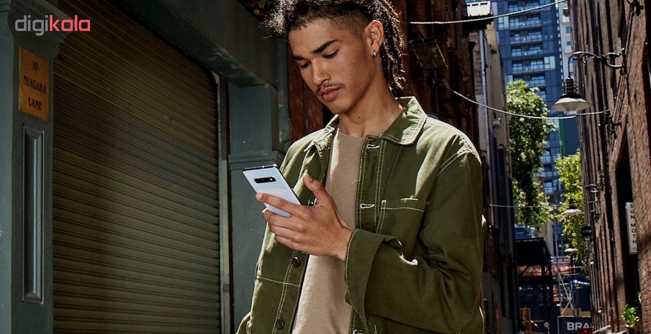 گوشی موبایل سامسونگ مدل Galaxy S10 SM-G973F/DS دو سیم کارت ظرفیت 128 گیگابایت main 1 15