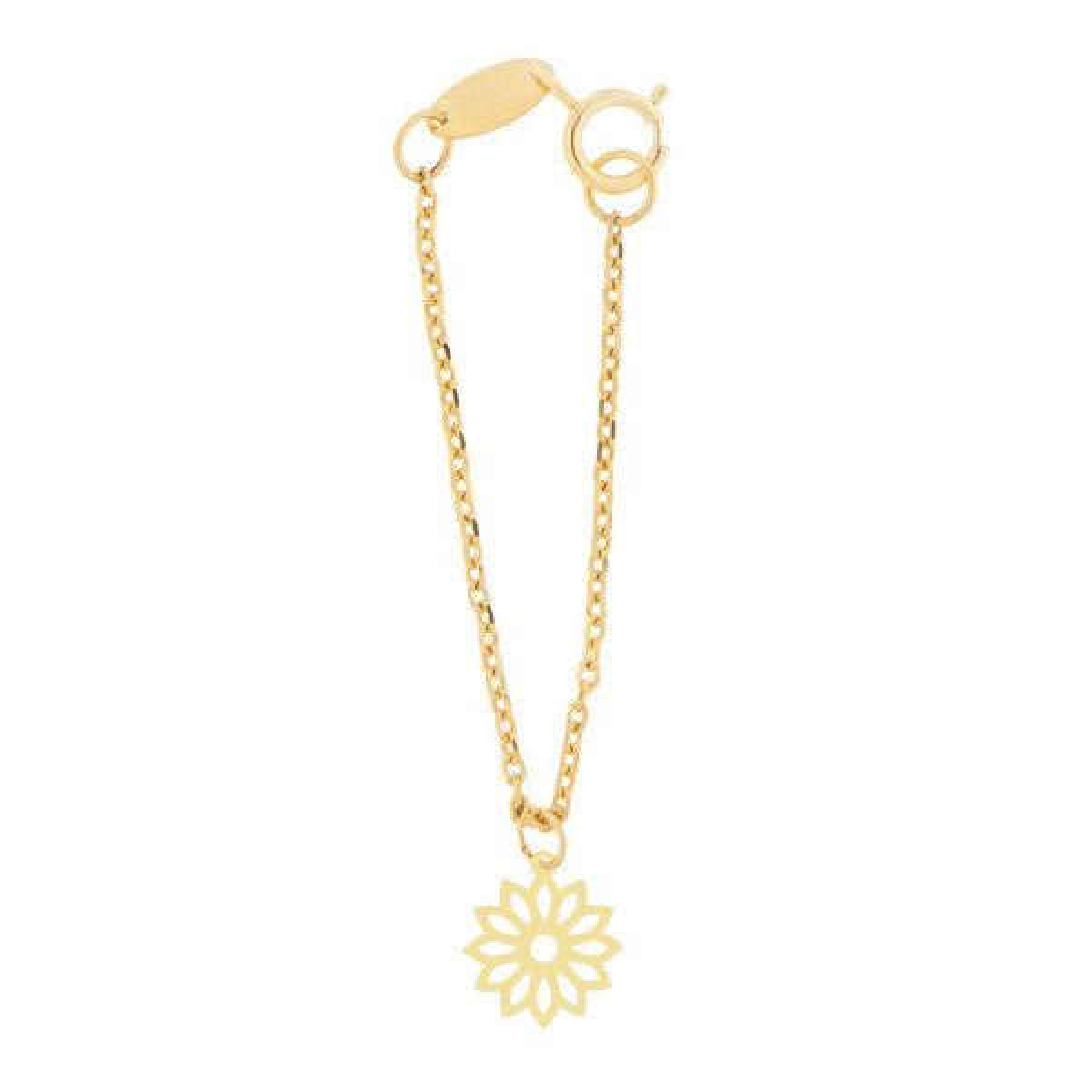 آویز ساعت طلا 18 عیار زنانه کد SG411