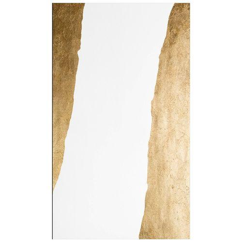 تابلو نقاشی ورق طلا مدل روژان کد 027