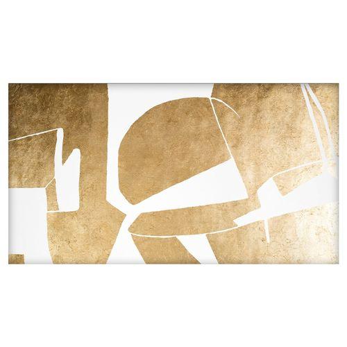 تابلو نقاشی ورق طلا مدل کژال کد 028