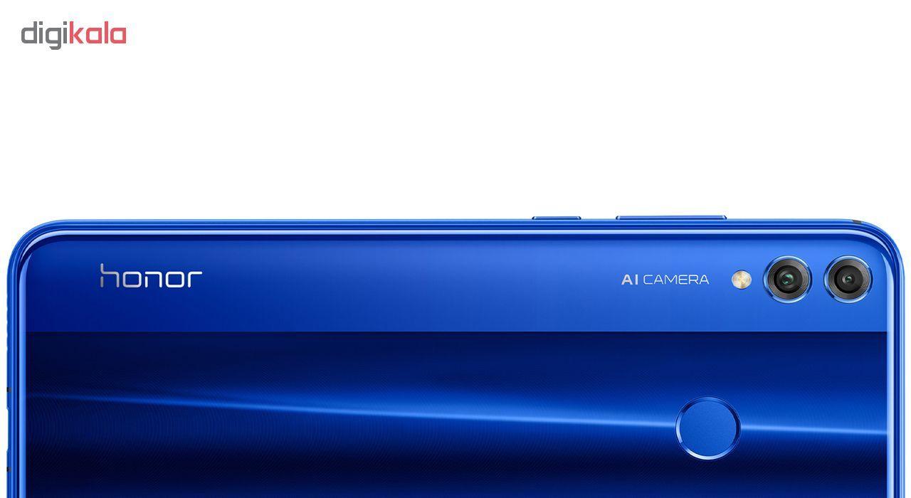 گوشی موبایل آنر مدل 8X JSN-L22 دو سیم کارت ظرفیت 128 گیگابایت main 1 8