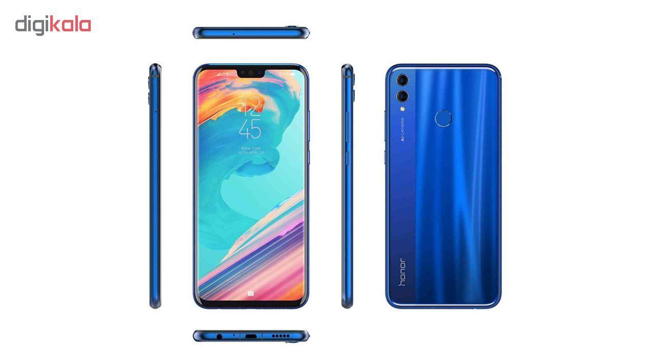 گوشی موبایل آنر مدل 8X JSN-L22 دو سیم کارت ظرفیت 128 گیگابایت main 1 5