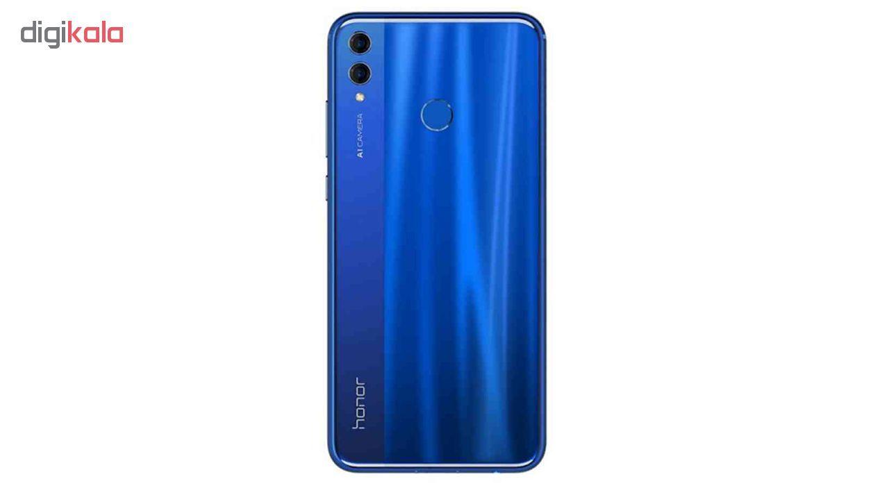 گوشی موبایل آنر مدل 8X JSN-L22 دو سیم کارت ظرفیت 128 گیگابایت main 1 2