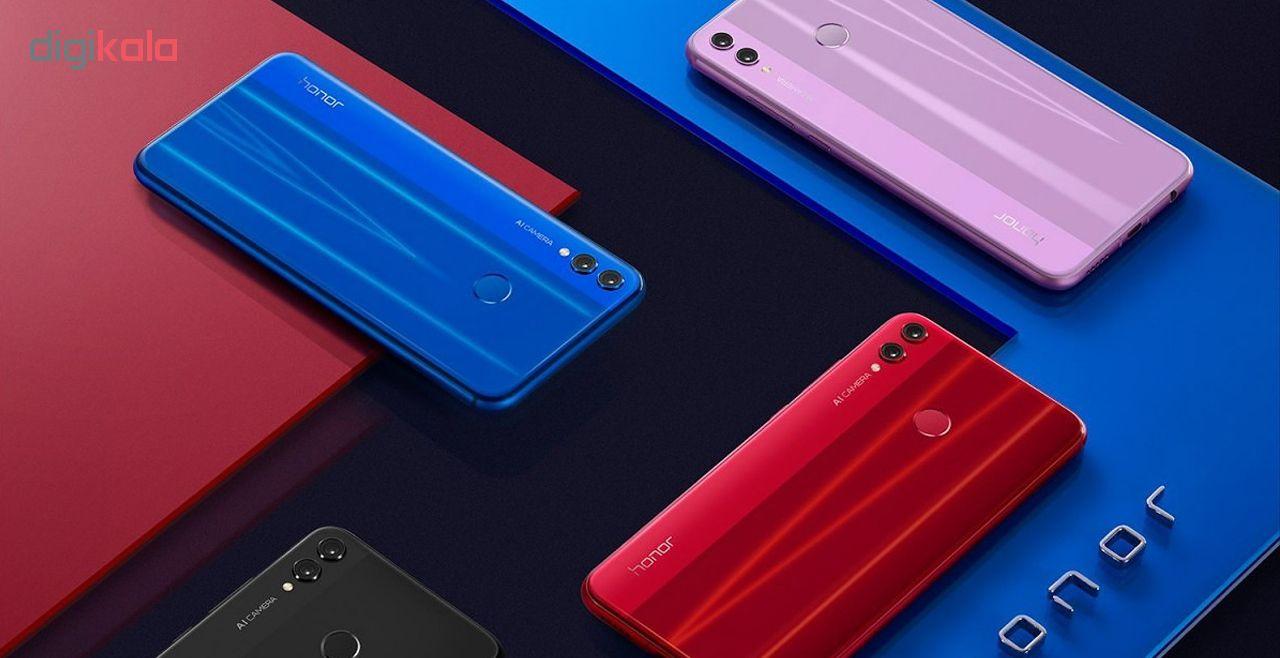 گوشی موبایل آنر مدل 8X JSN-L22 دو سیم کارت ظرفیت 128 گیگابایت main 1 17