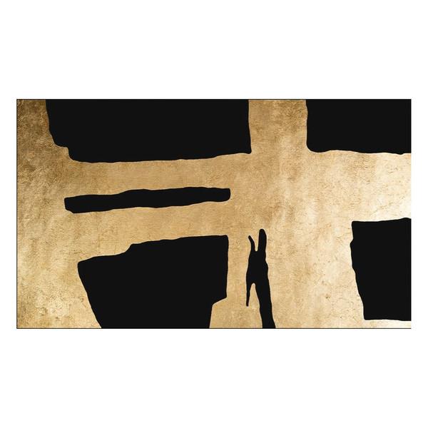 تابلو نقاشی ورق طلا مدل هیوا کد 029