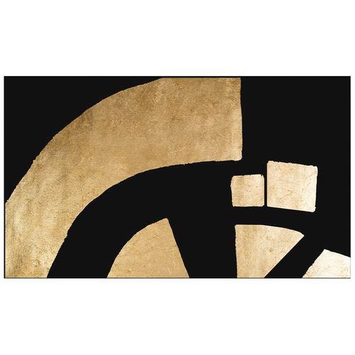 تابلو نقاشی ورق طلا مدل هیرو کد 030