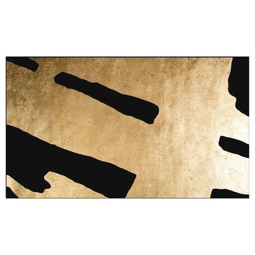 تابلو نقاشی ورق طلا مدل سایان کد 031