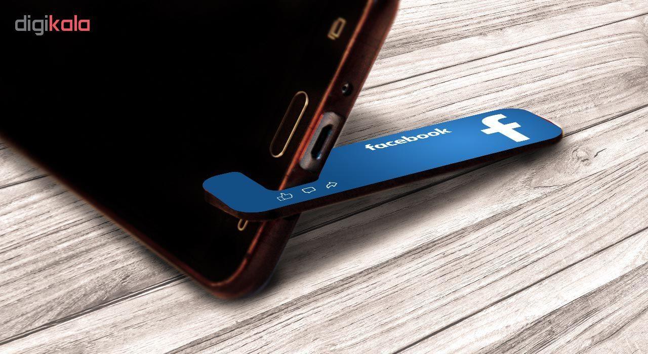 پایه نگهدارنده گوشی موبایل و تبلت لوکسینو مدل JSH_1326 مجموعه 2 عددی main 1 1