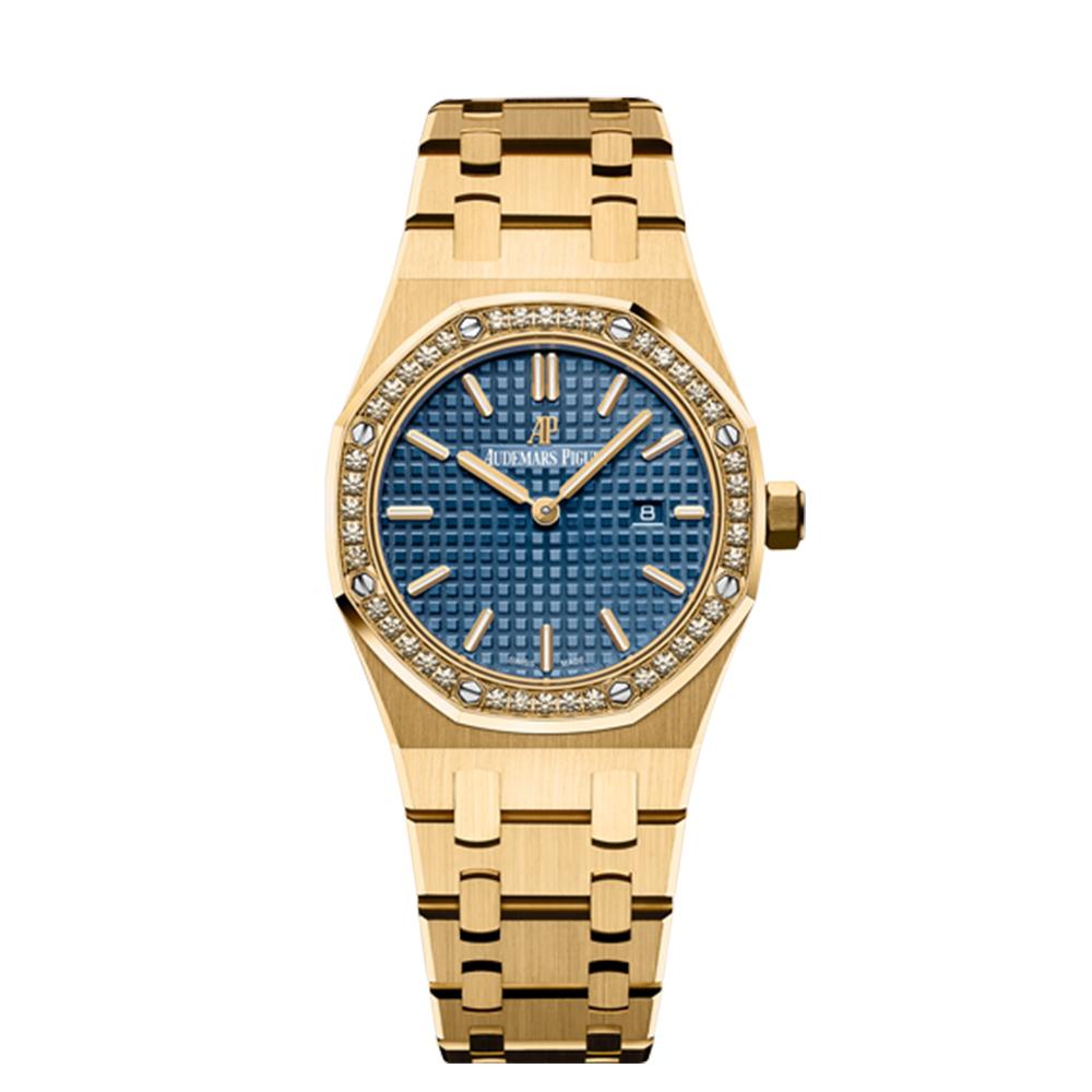 ساعت زنانه برند مدل Royal Oak کد HC2152