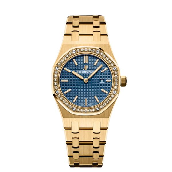 ساعت مچی عقربه ای زنانه مدل Royal Oak کد HC2152