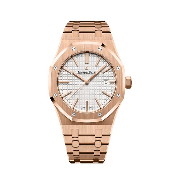 ساعت مچی عقربه ای زنانه مدل Royal Oak کد HC2154