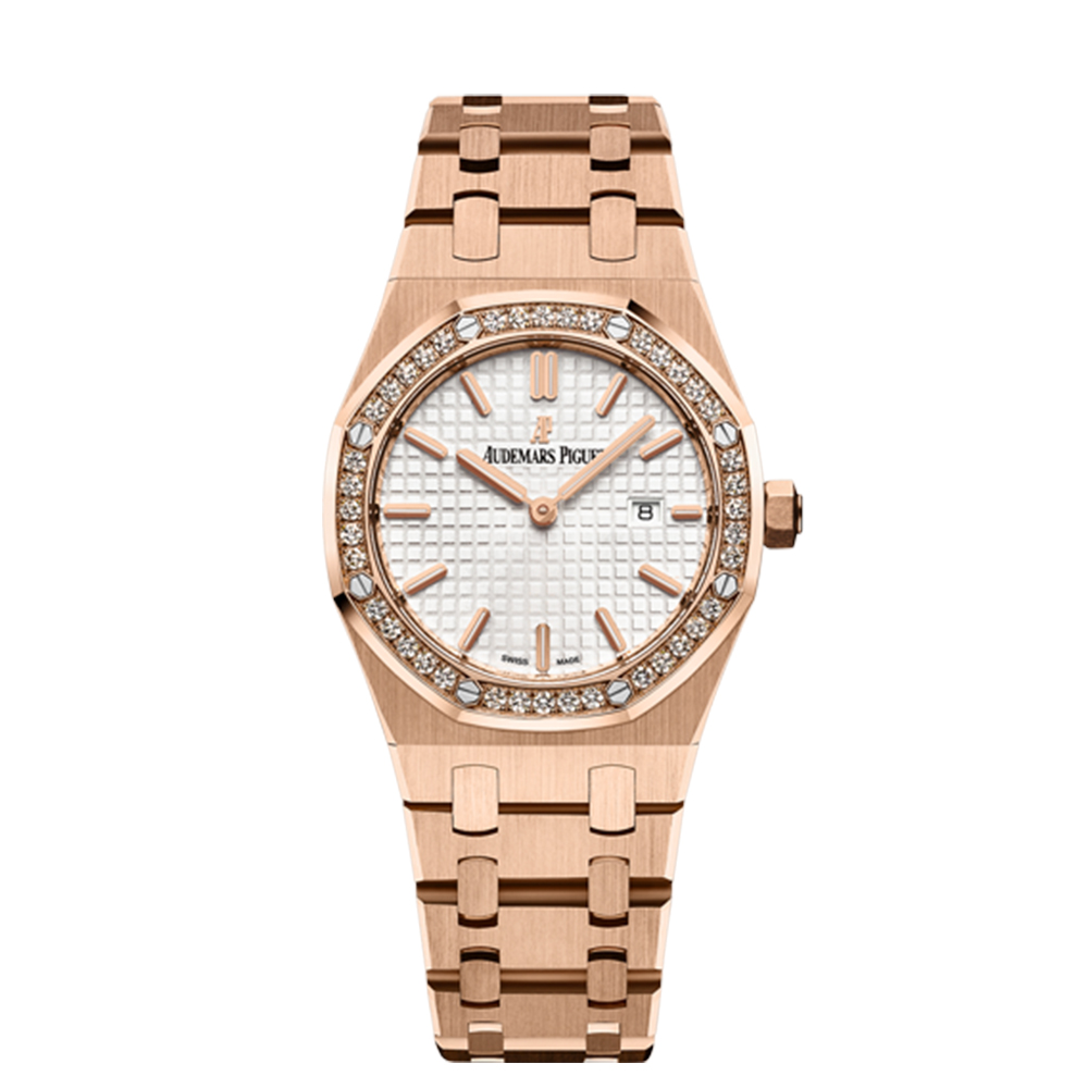 ساعت مچی عقربه ای زنانه مدل Royal Oak کد HC2156