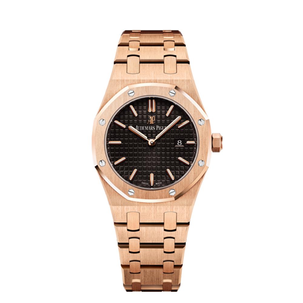 ساعت مچی عقربه ای زنانه مدل Royal Oak کد HC2158