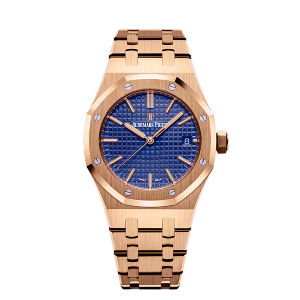 ساعت زنانه برند مدل Royal Oak کد HC2140