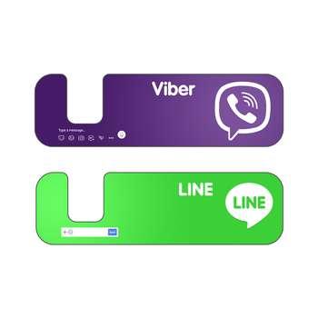 پایه نگهدارنده گوشی موبایل و تبلت لوکسینو مدل JSH_1328 مجموعه 2 عددی