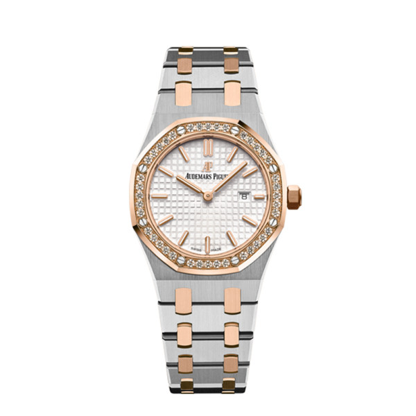 ساعت مچی عقربه ای زنانه مدل Royal Oak کد HC2168