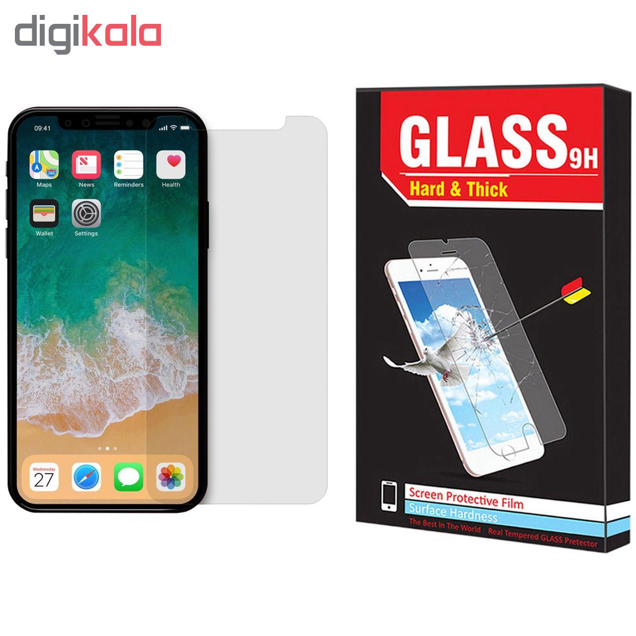 محافظ صفحه نمایش مات Hard and Thick  مدل F-01 مناسب برای گوشی موبایل اپل Iphone 11   main 1 1