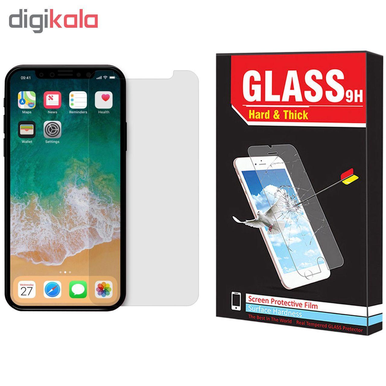 محافظ صفحه نمایش مات Hard and Thick  مدل F-01 مناسب برای گوشی موبایل اپل Iphone 11 pro  main 1 1