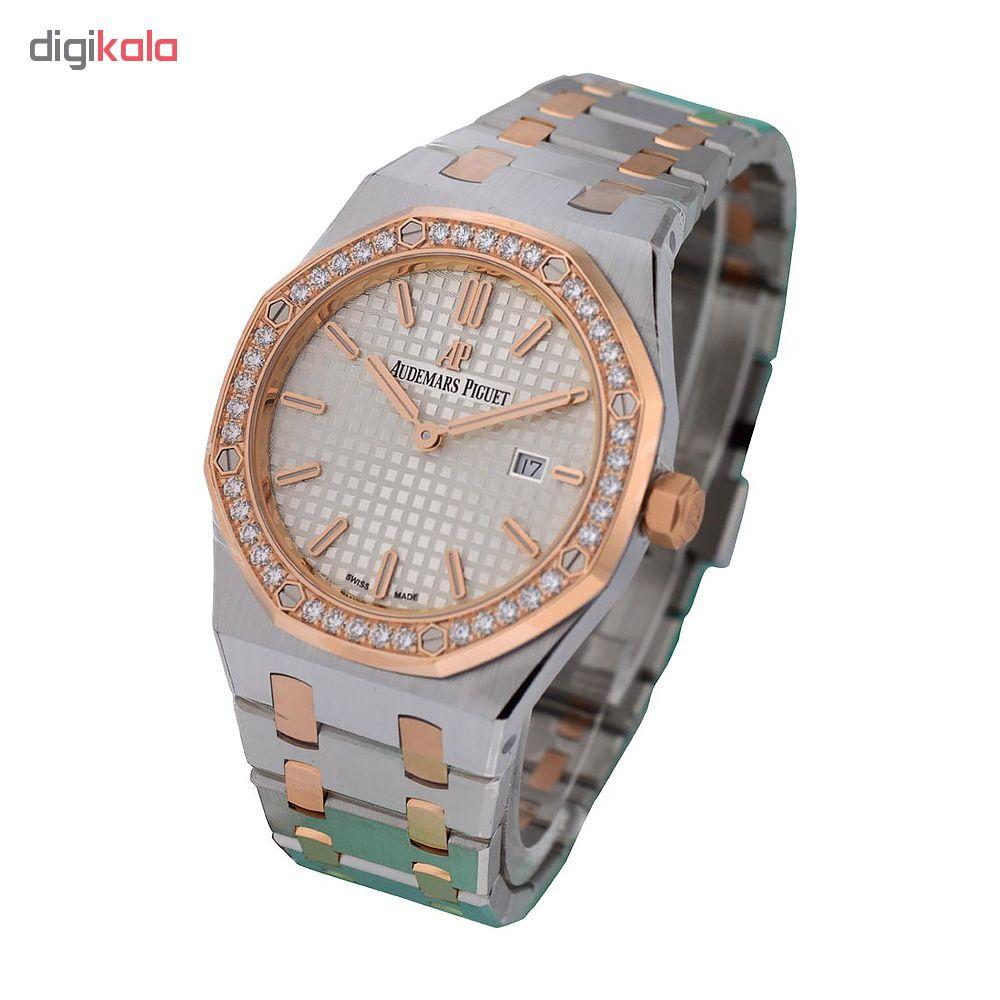ساعت زنانه برند مدل Royal Oak کد HC2168