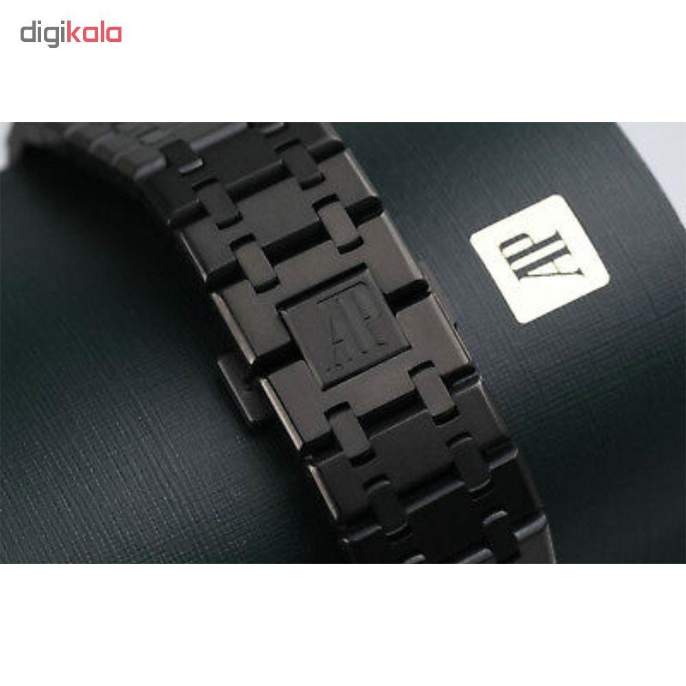 کد تخفیف                                      ساعت مچی عقربه ای مردانه مدل Royal Oak کد HC2170                     غیر اصل