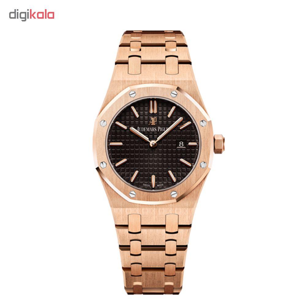 ساعت زنانه برند مدل Royal Oak کد HC2158