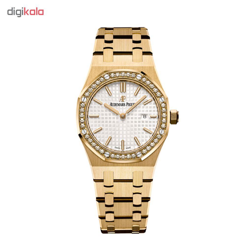 ساعت زنانه برند مدل Royal Oak کد HC2148