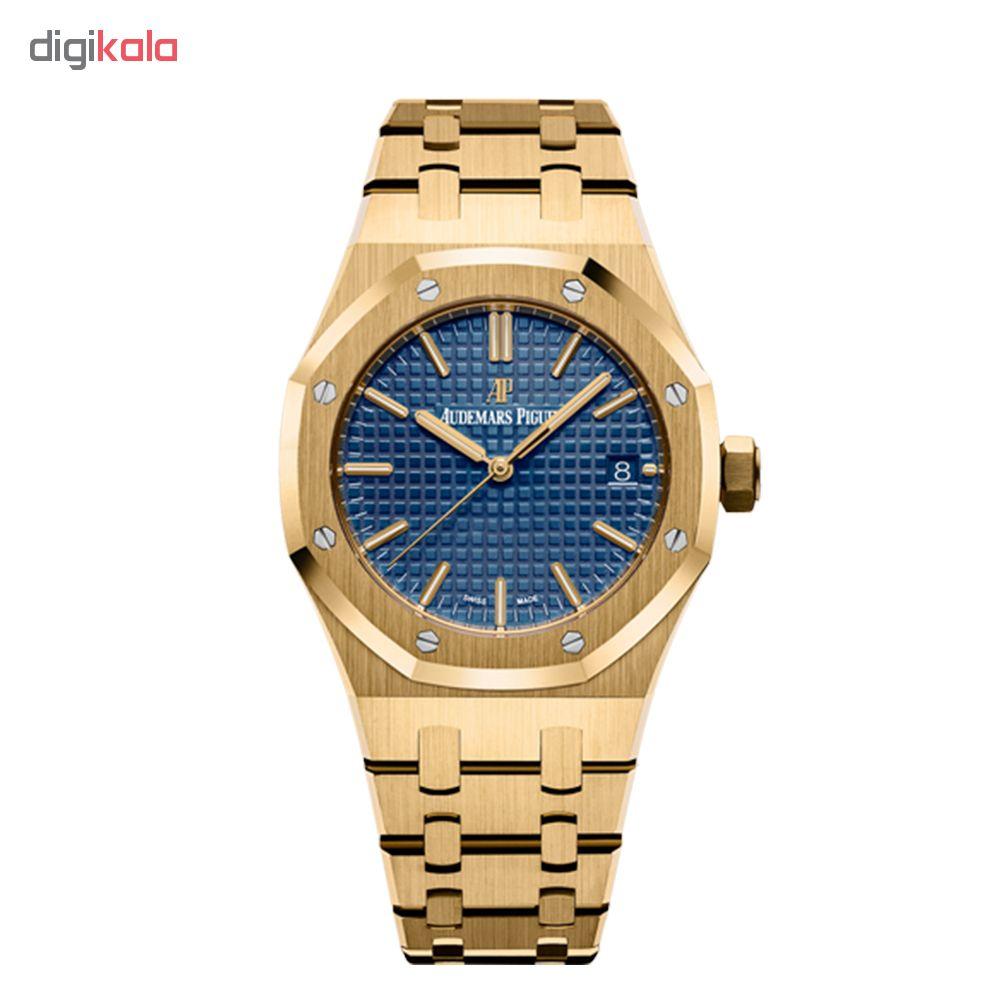 ساعت زنانه برند مدل Royal Oak کد HC2150