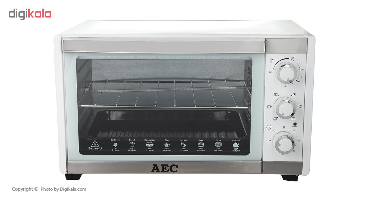 آون توستر 50 لیتری آ ای سی مدل AEC-O5045