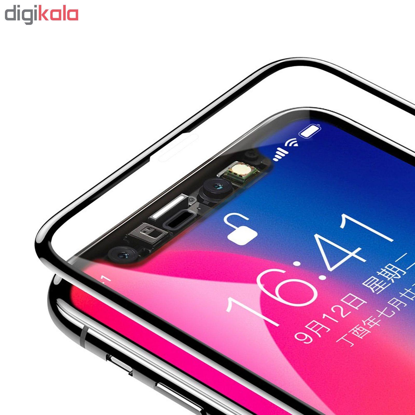 محافظ صفحه نمایش اسپایدر مدل S-FG11 مناسب برای گوشی موبایل اپل iPhone 11 Pro Max main 1 1