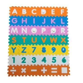 بازی آموزشی طرح حروف الفبا و اعداد انگلیسی کد 01