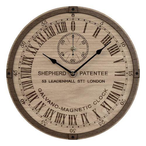 ساعت دیواری آتینو طرح Greenwich کد C45