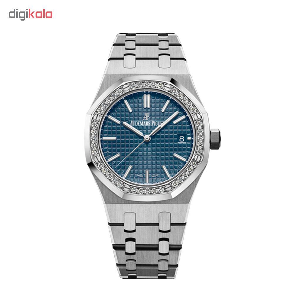 ساعت زنانه برند مدل Royal Oak کد HC2142