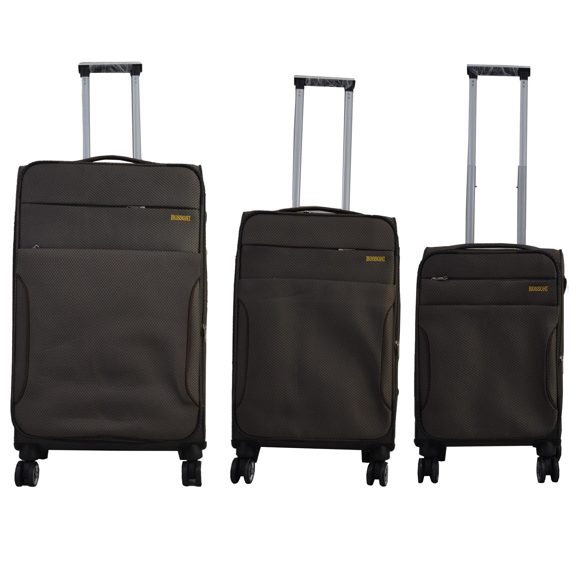 مجموعه سه عددی چمدان هازونی کد 023
