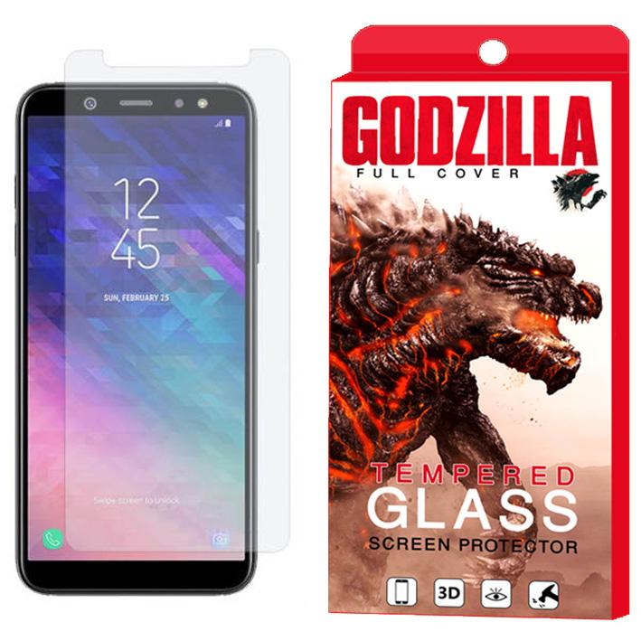 محافظ صفحه نمایش گودزیلا مدل GGS مناسب برای گوشی موبایل سامسونگ Galaxy A6 2018