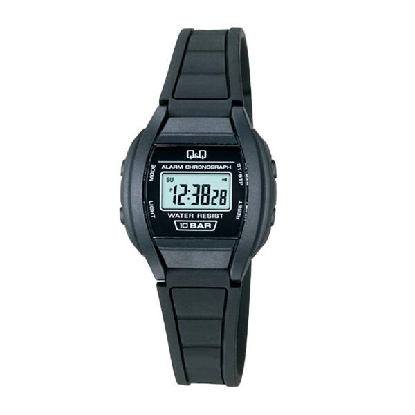 ساعت مچی دیجیتال زنانه کیو اند کیو کد LL01P101Y