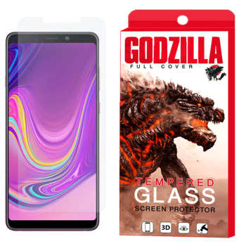 محافظ صفحه نمایش گودزیلا مدل GGS مناسب برای گوشی موبایل سامسونگ Galaxy A9 2018