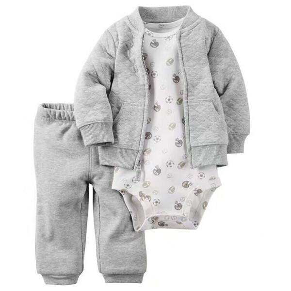 ست 3 تکه لباس نوزادی پسرانه کارترز کد 1074