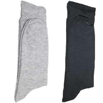 جوراب مردانه کد BW02 مجموعه 2 عددی