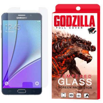 محافظ صفحه نمایش گودزیلا مدل GGS مناسب برای گوشی موبایل سامسونگ Galaxy Note 5